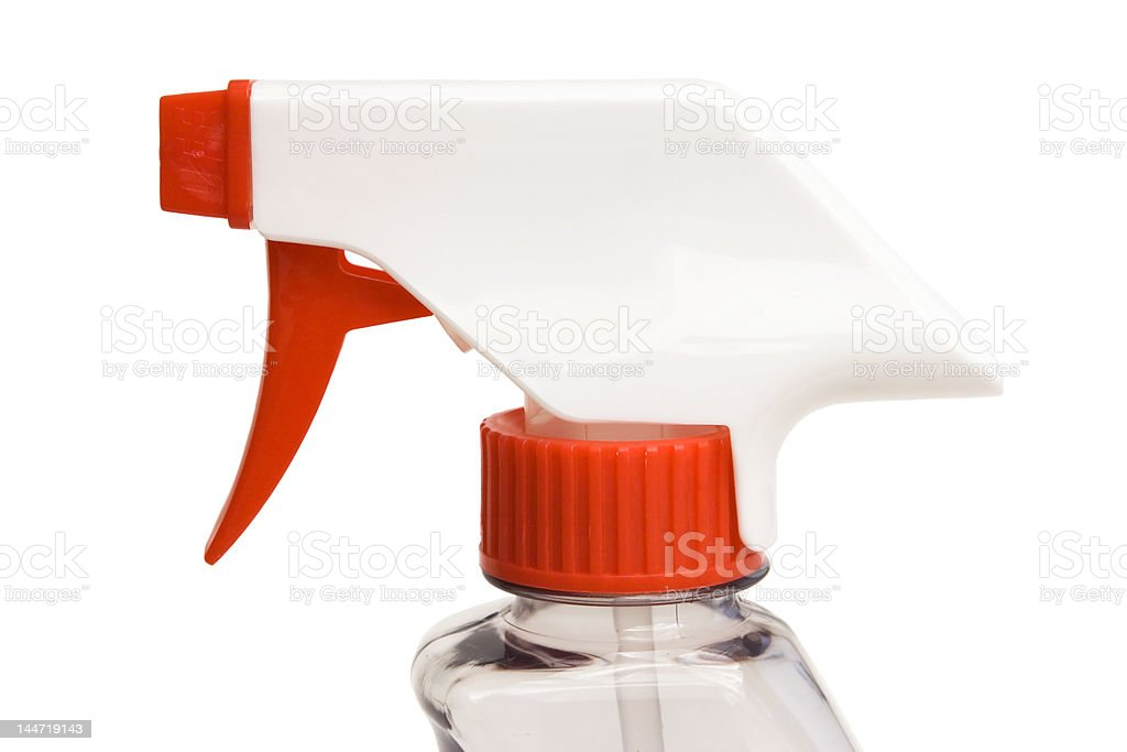 Spray royalty-free stock photo