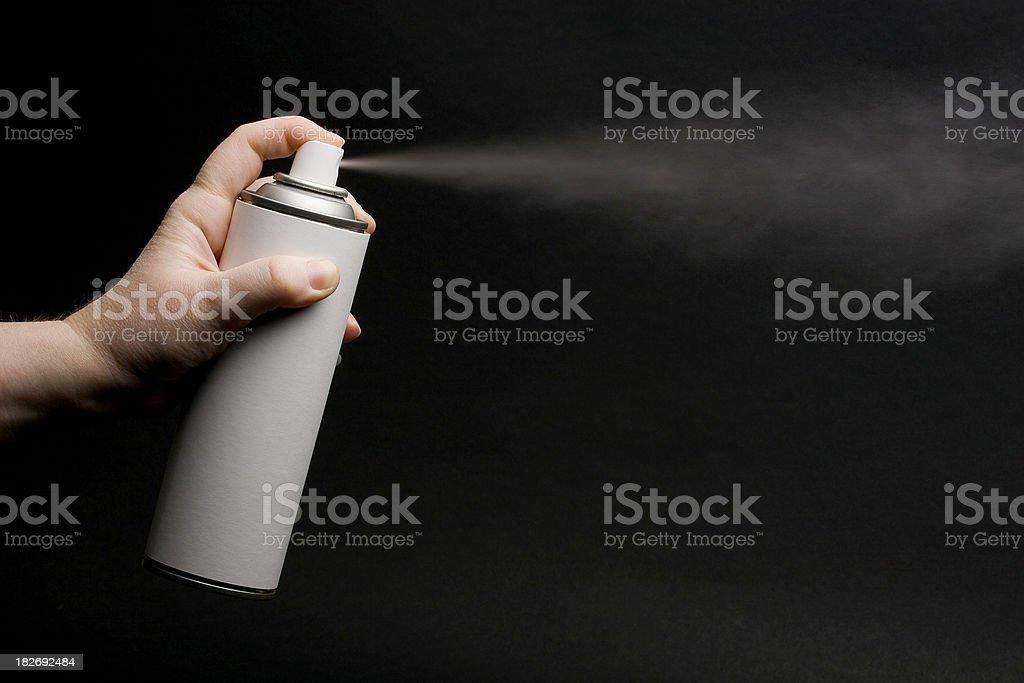 spray stock photo
