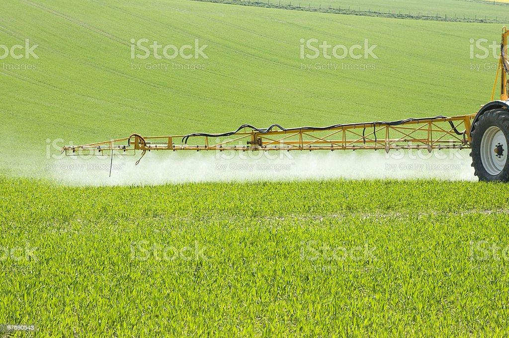 sprayer royalty-free stock photo
