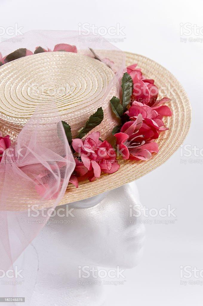 Spring Bonnet stock photo