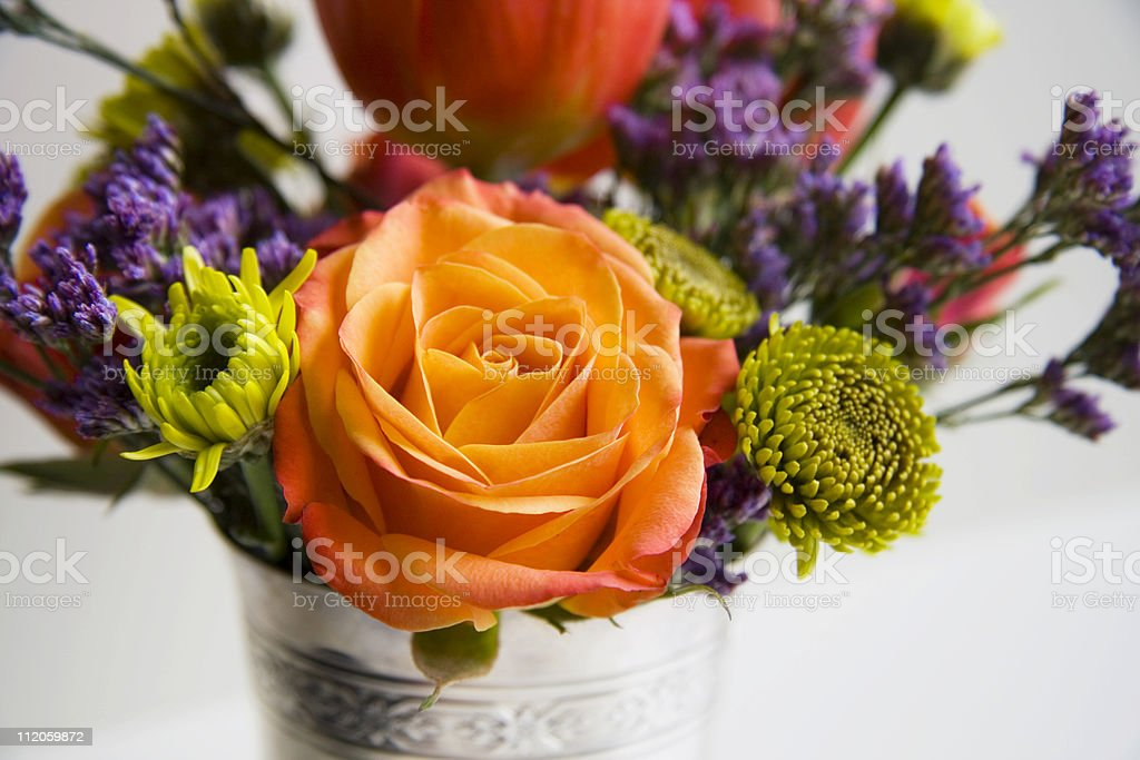 Spring Bouquet stock photo
