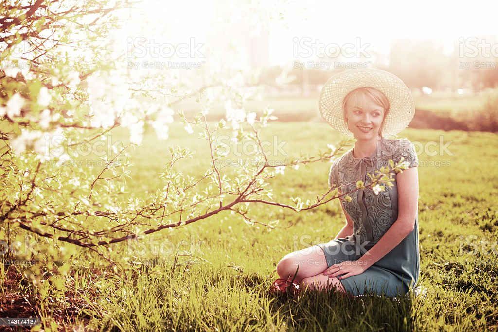 Spring coming royalty-free stock photo