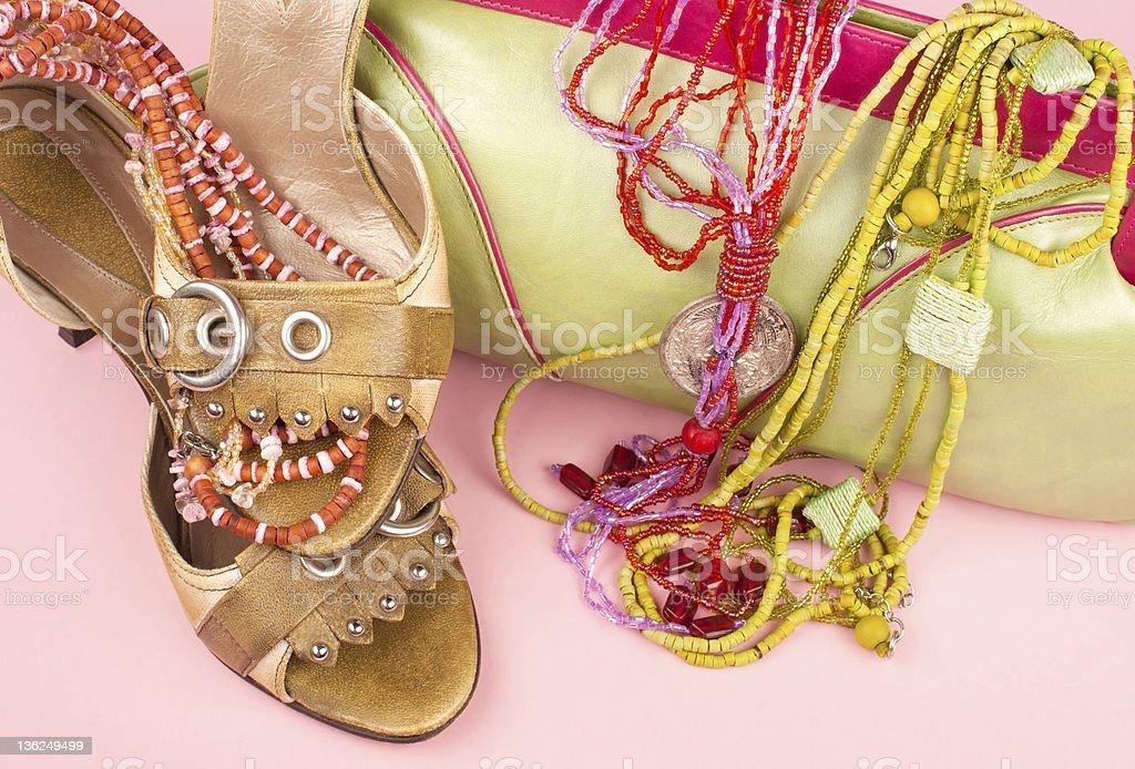 Spring Fashion royalty-free stock photo