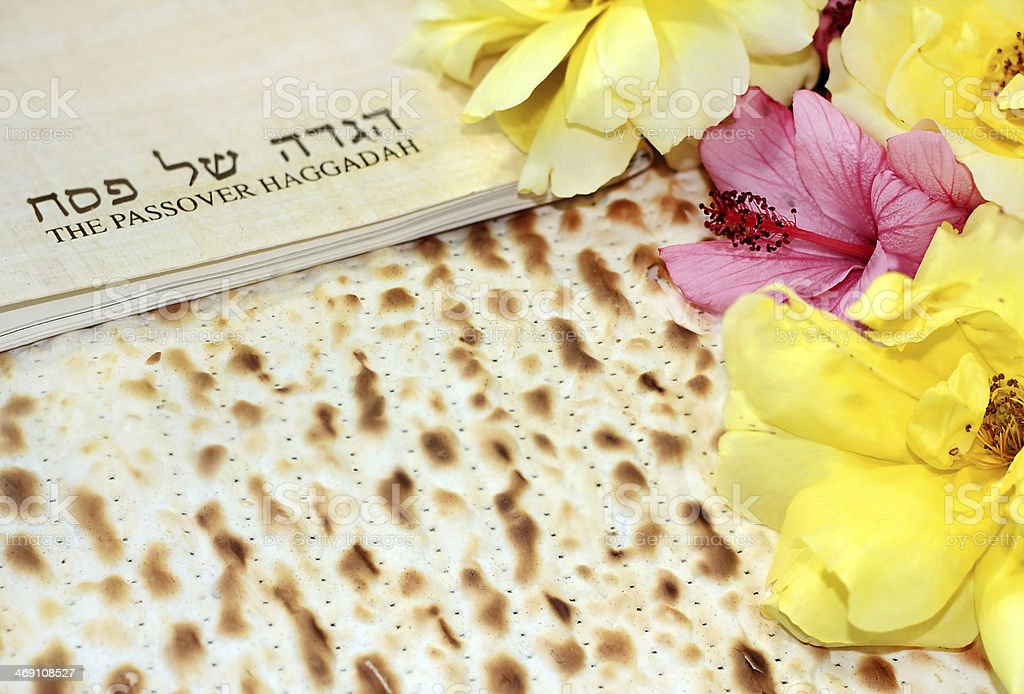 spring holiday of Passover royalty-free stock photo