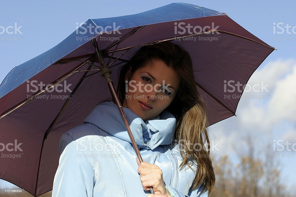 Spring mood royalty-free stock photo