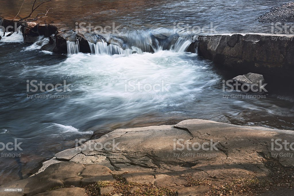 Spring Stream royalty-free stock photo