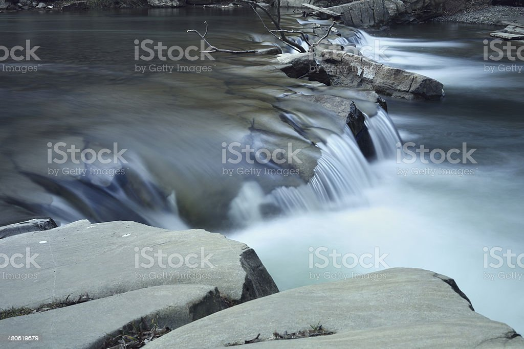 Spring Stream royalty-free stock photo