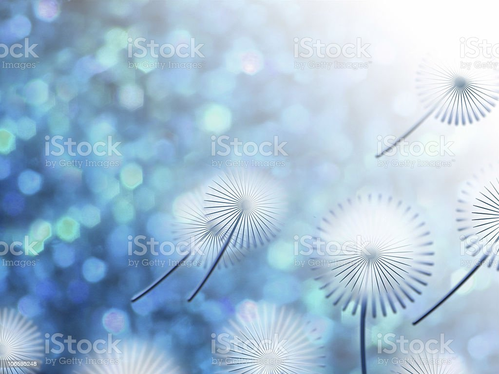 Spring-blue3 royalty-free stock photo