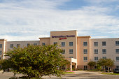 Springhill Suites, a Marriott brand chain hotel
