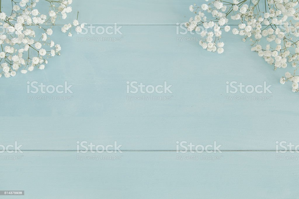 Springtime background stock photo