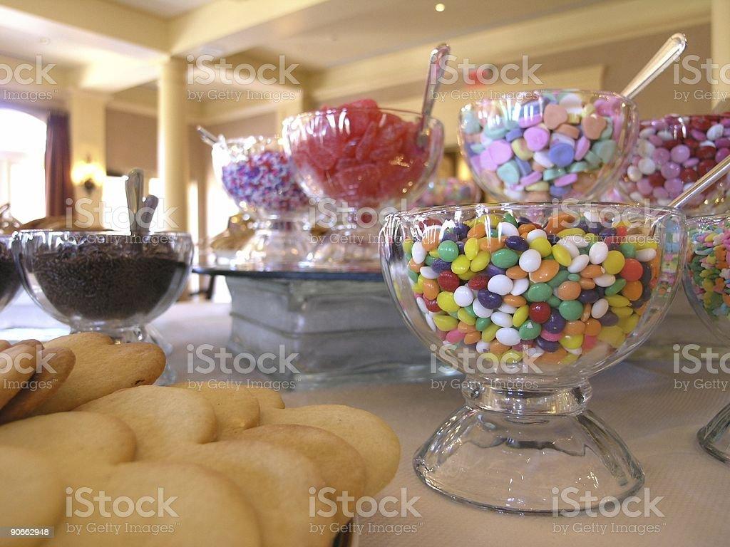 Sprinkles royalty-free stock photo