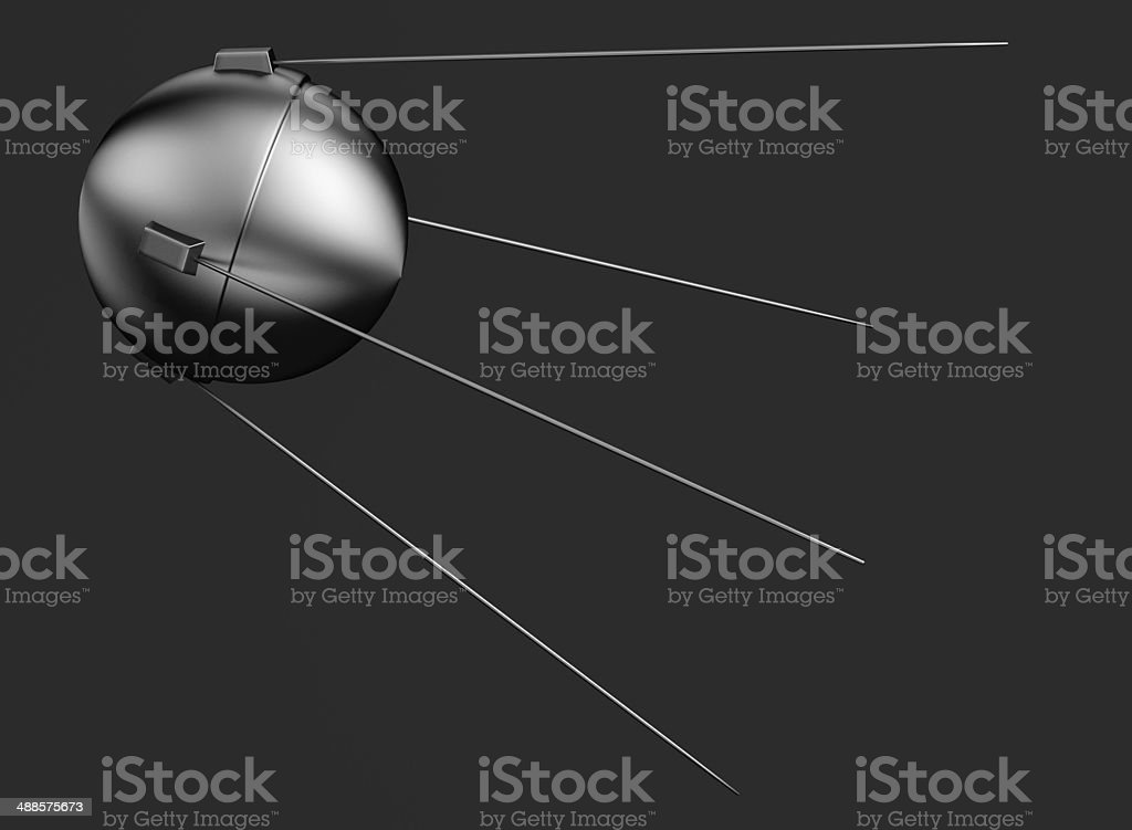 sputnik stock photo