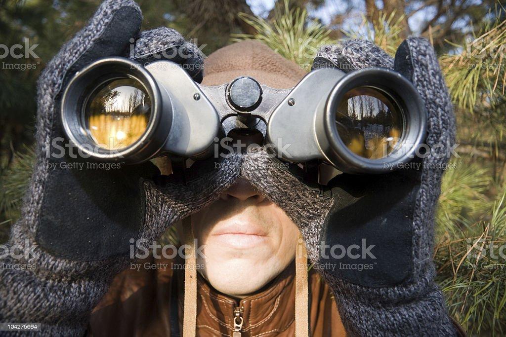spy royalty-free stock photo