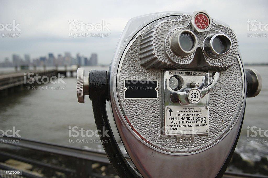 spyglass stock photo