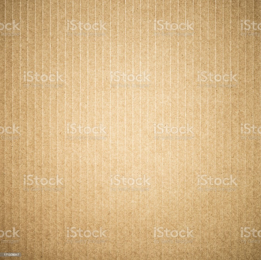 Square Cardboard Background stock photo