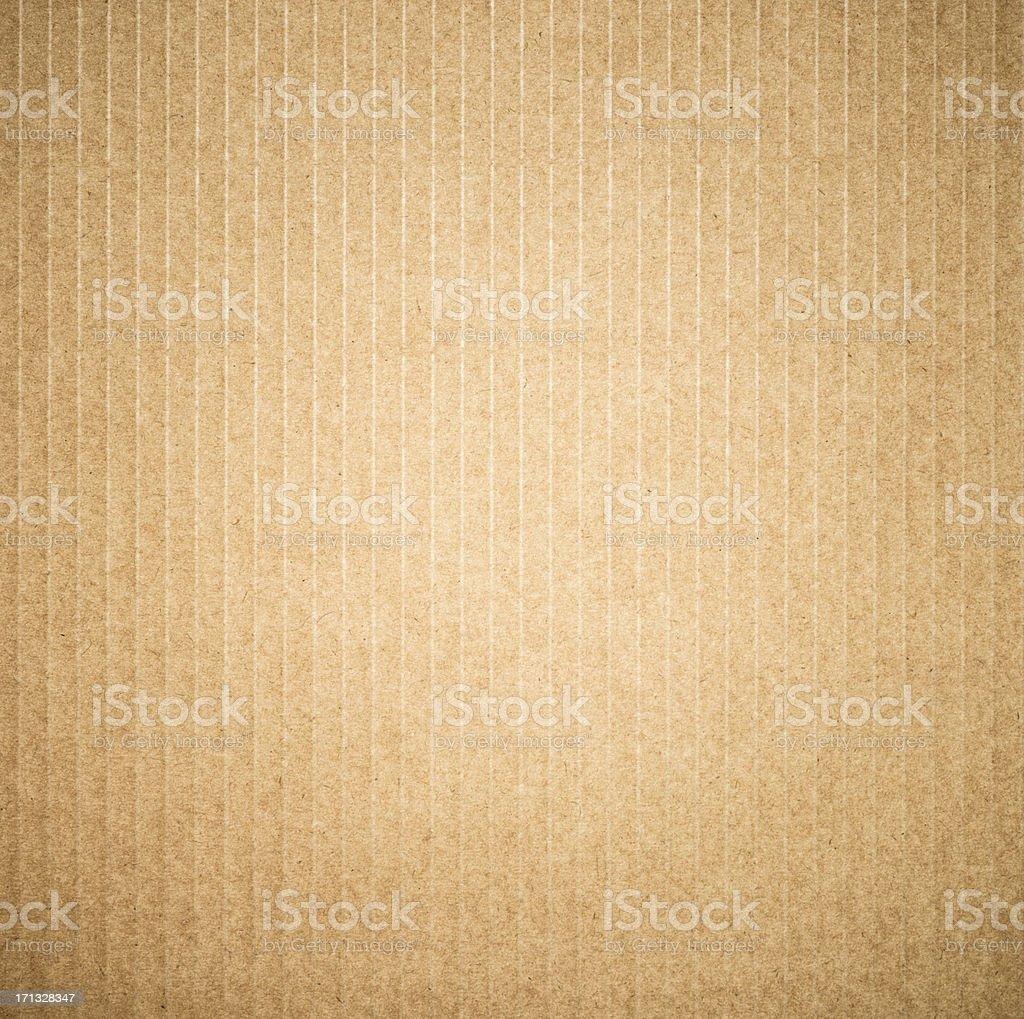 Square Cardboard Background stock photo