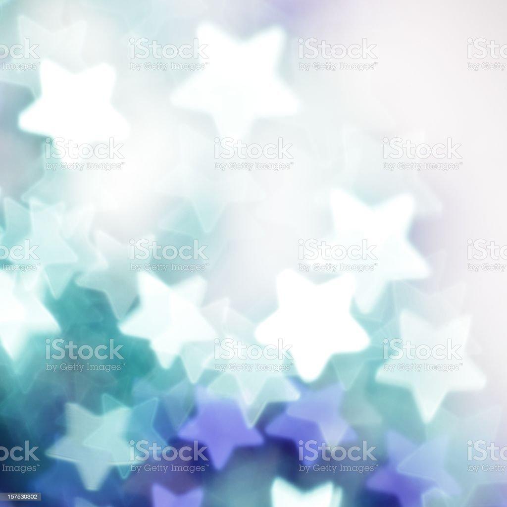 Square Format Stars stock photo