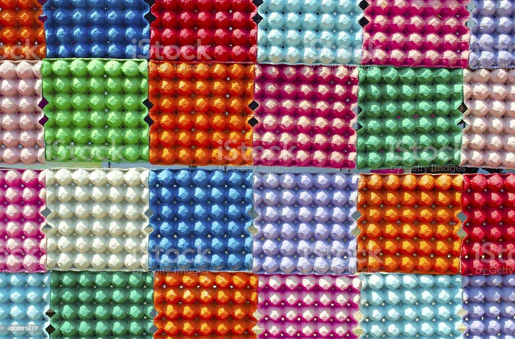 square of color stock photo