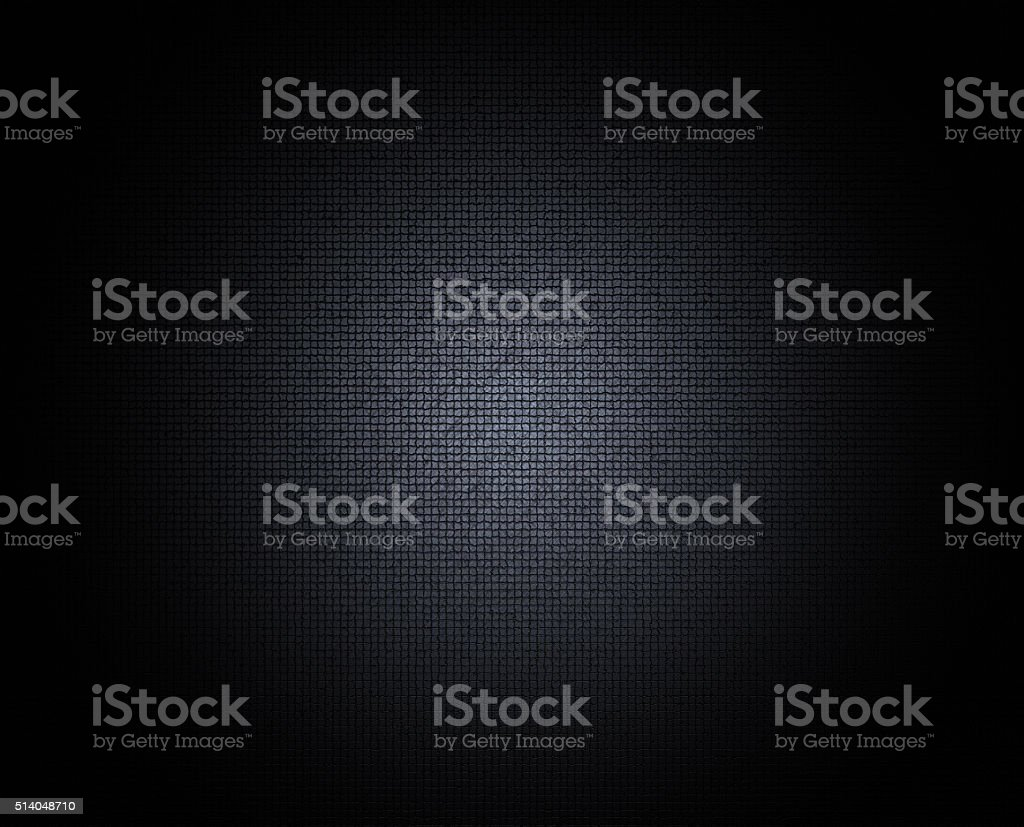 Square pattern dark background. stock photo