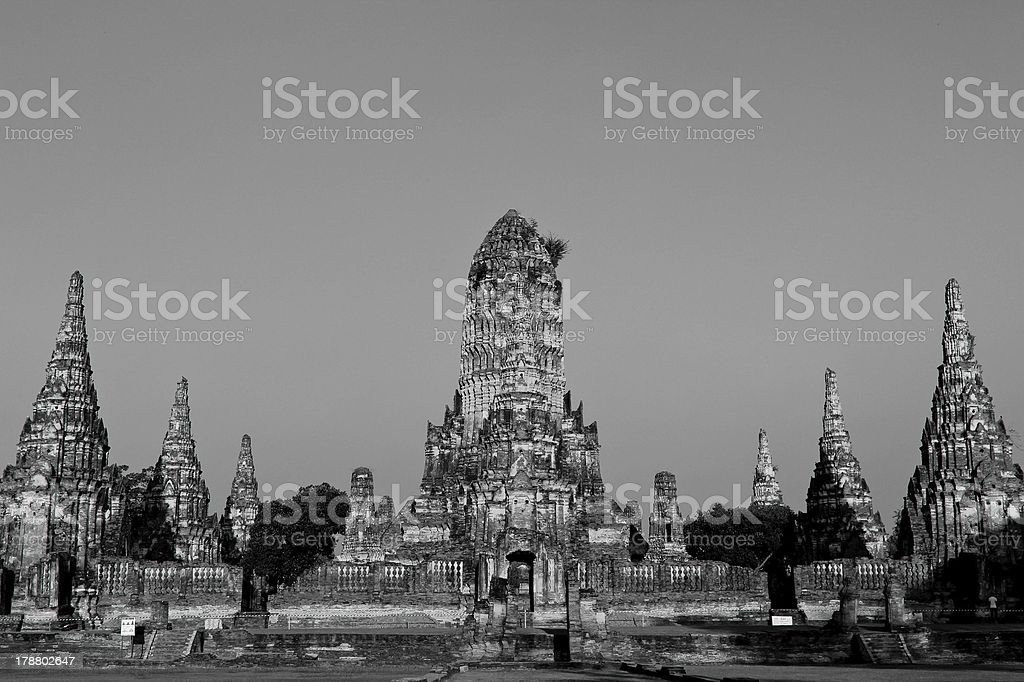 square temple royalty-free stock photo