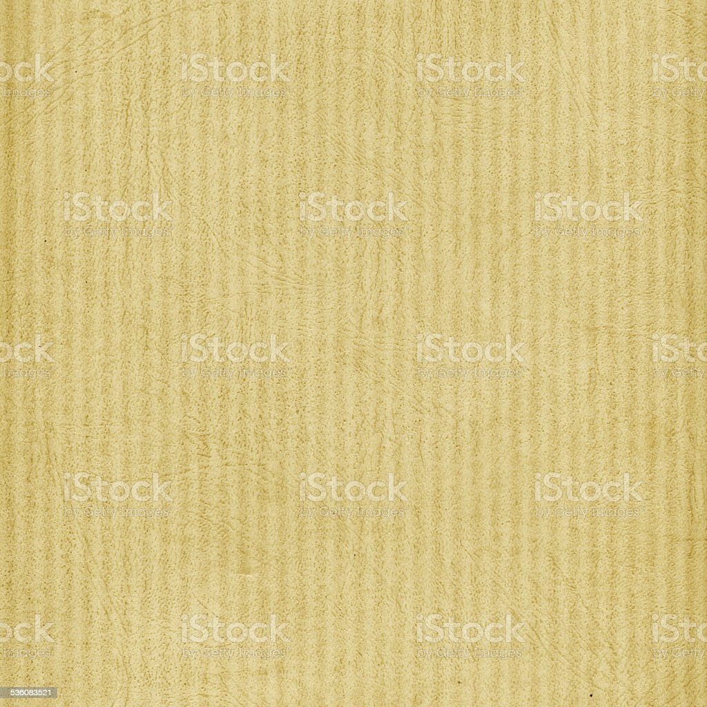 square yellow textured paper with lines vector art illustration