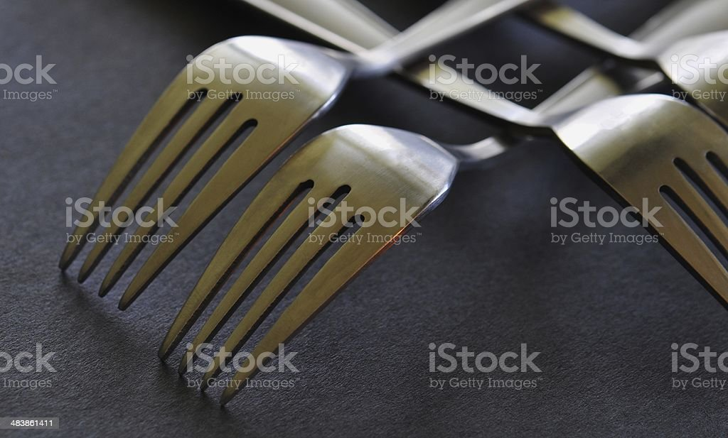Squared royalty-free stock photo