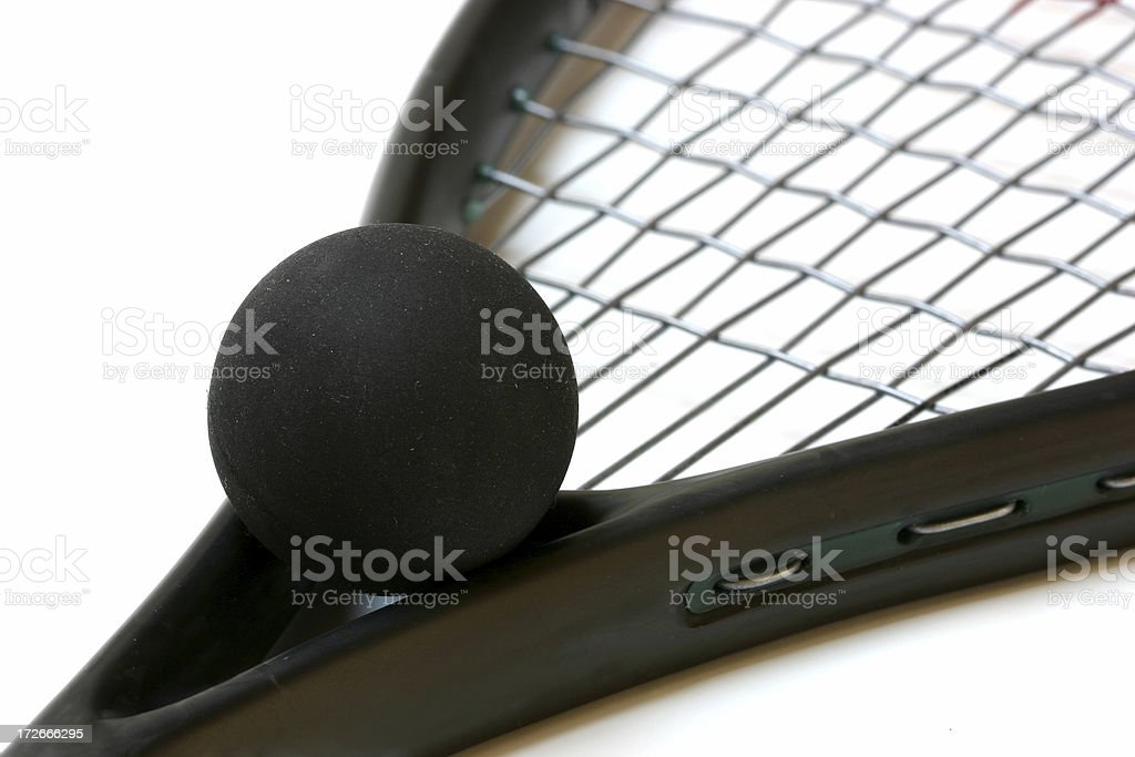 Squash 1 royalty-free stock photo