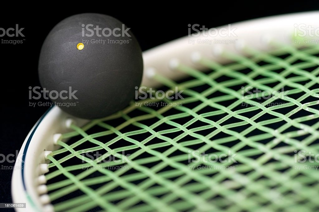 squash game royalty-free stock photo