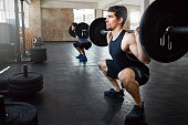 Squat and lift
