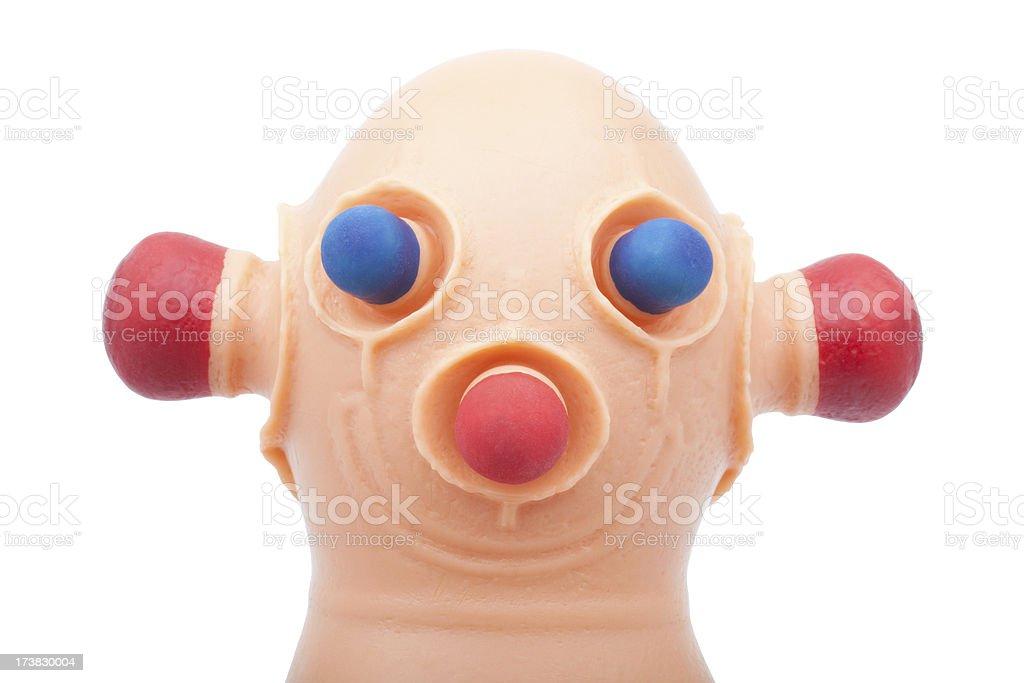 squeeze toy (XXXL) royalty-free stock photo