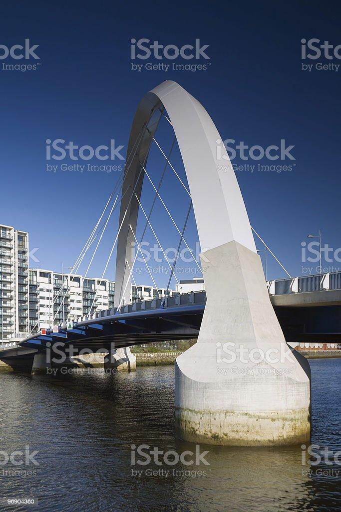 squinty bridge royalty-free stock photo