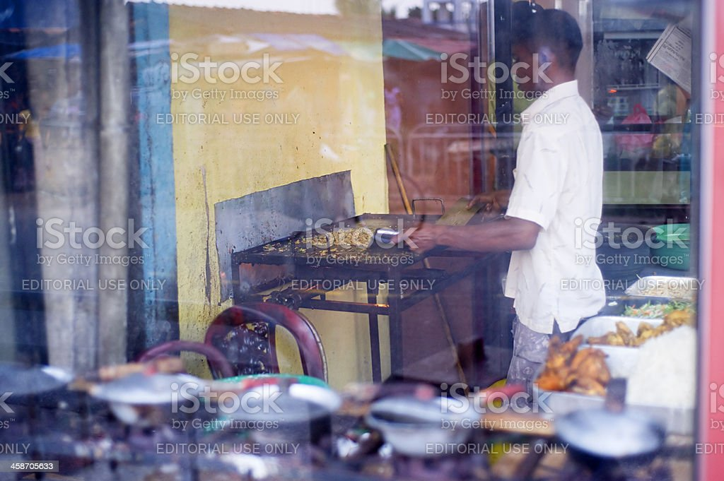 Sri lankan fast food royalty-free stock photo