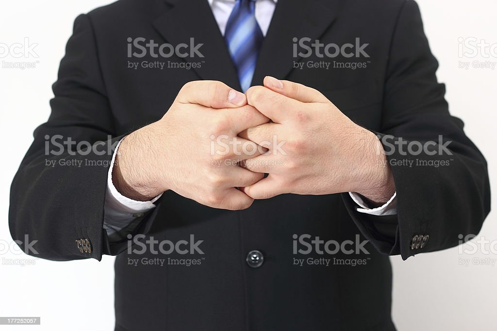 srongly networked royalty-free stock photo