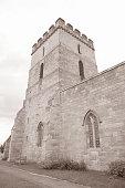 St Aidan's Church; Bamburgh, Northumberland