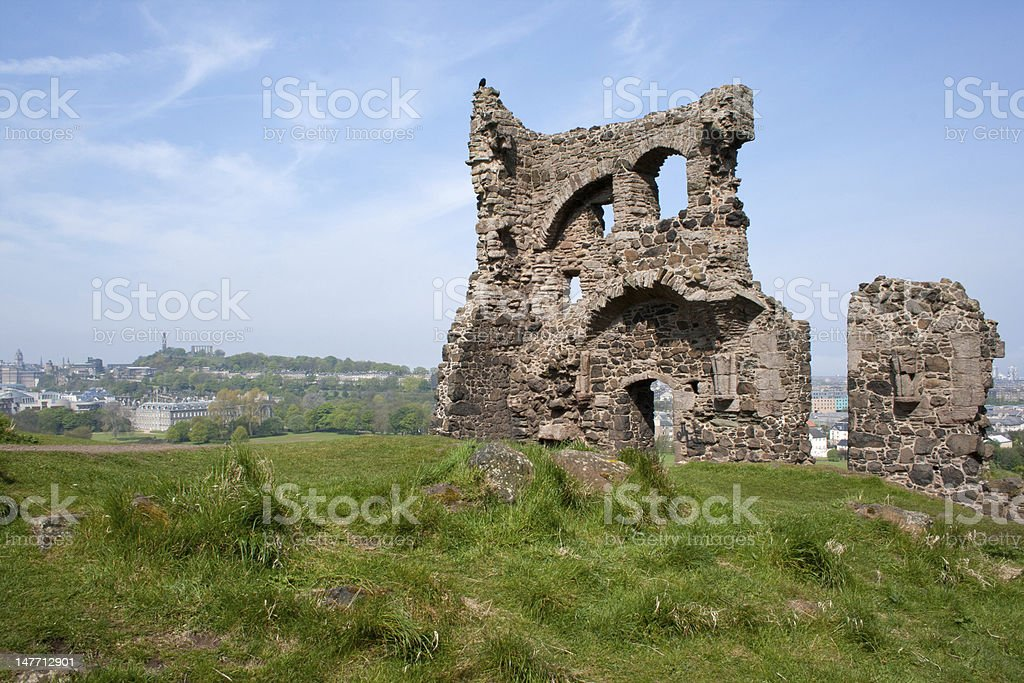 St Antony`s Chapel royalty-free stock photo