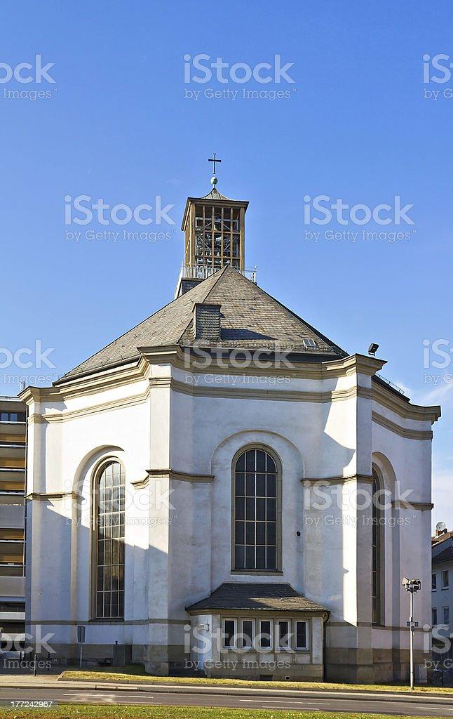 セントチャールズ教会 ロイヤリティフリーストックフォト