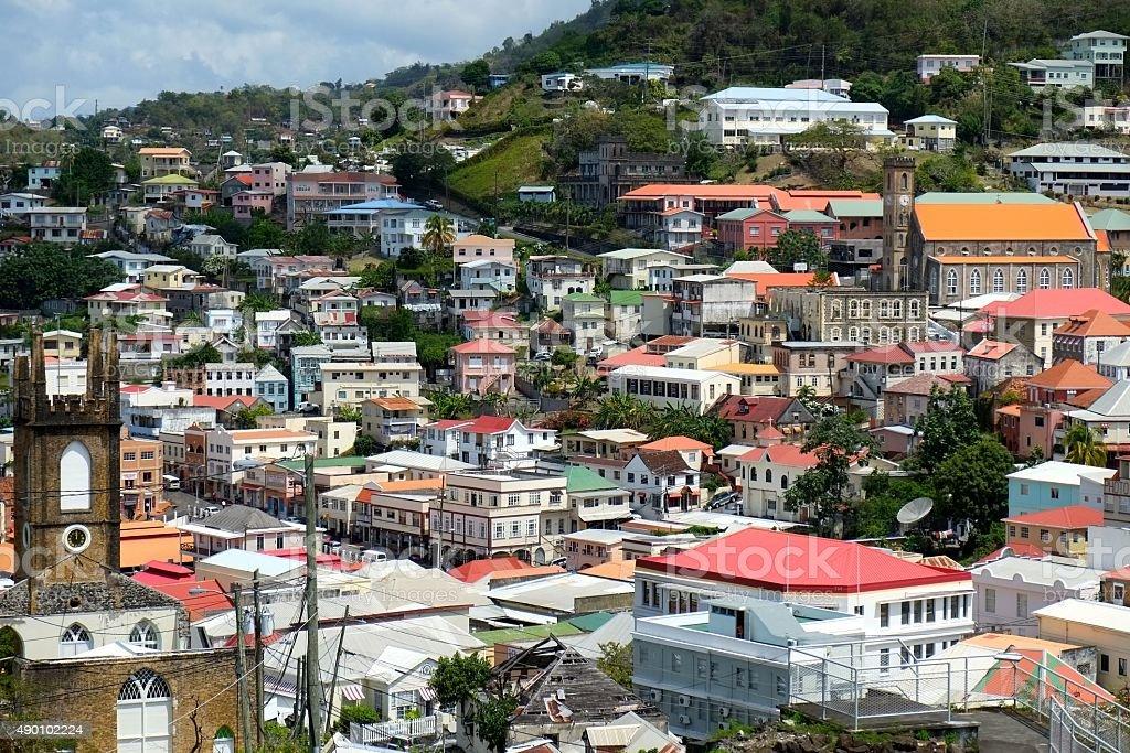 St Croix, US Virgin Islands stock photo