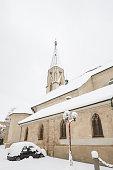 St. Daniel Church In Celje, Slovenia