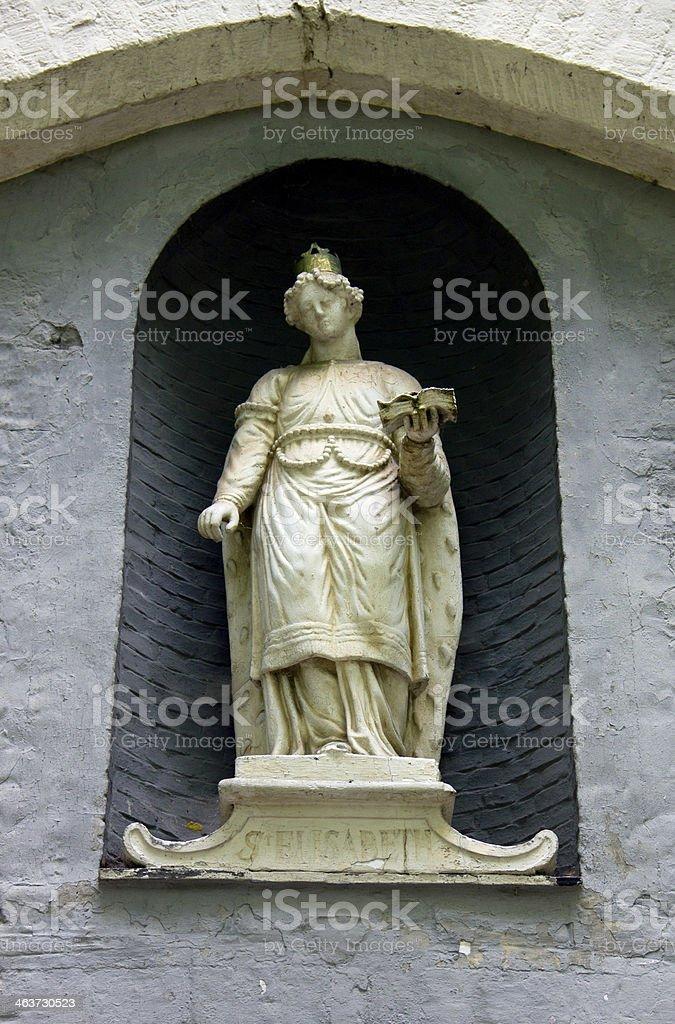 St. Elizabeth's Church royalty-free stock photo
