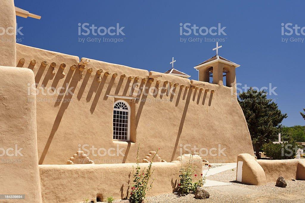 St. Francis Church - Adobe stock photo