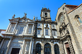 St. Francis Church, Porto.