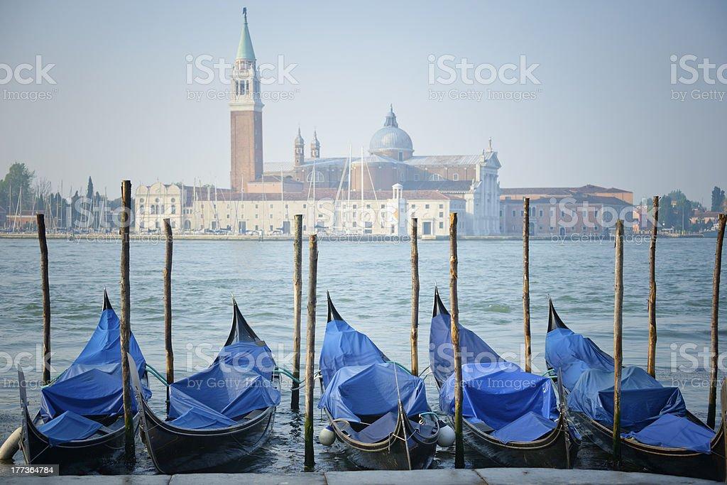 San Giorgio Maggiore royalty-free stock photo
