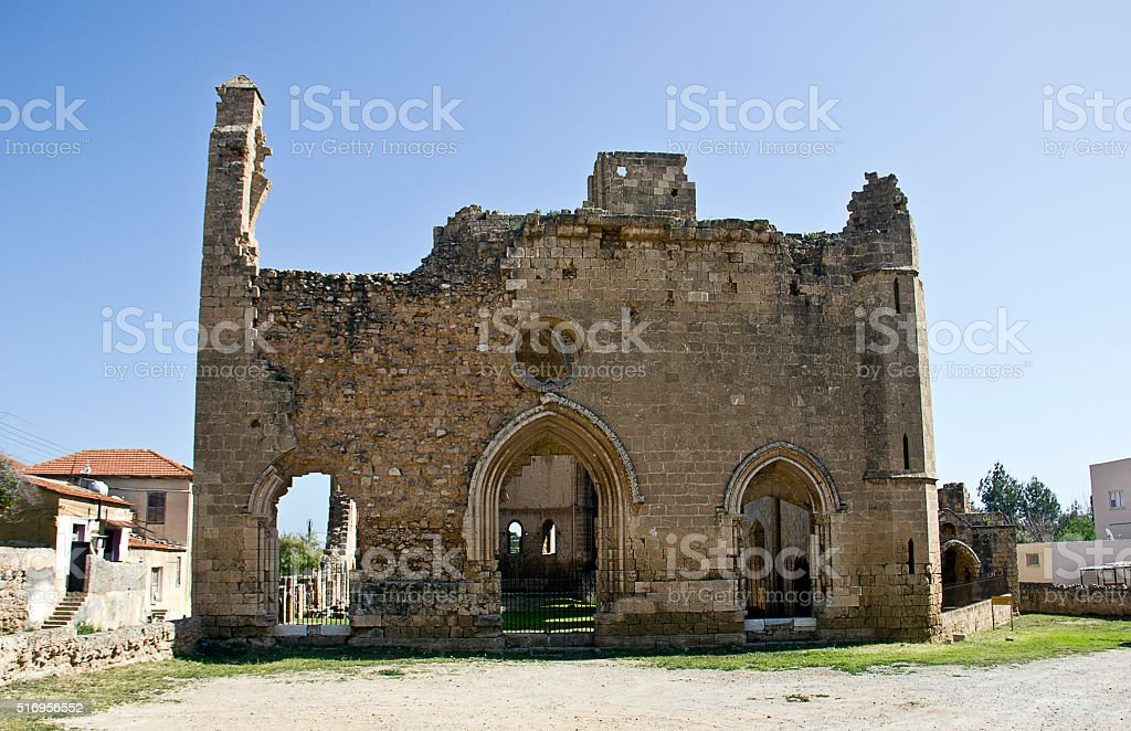 St George of the Greeks church stock photo