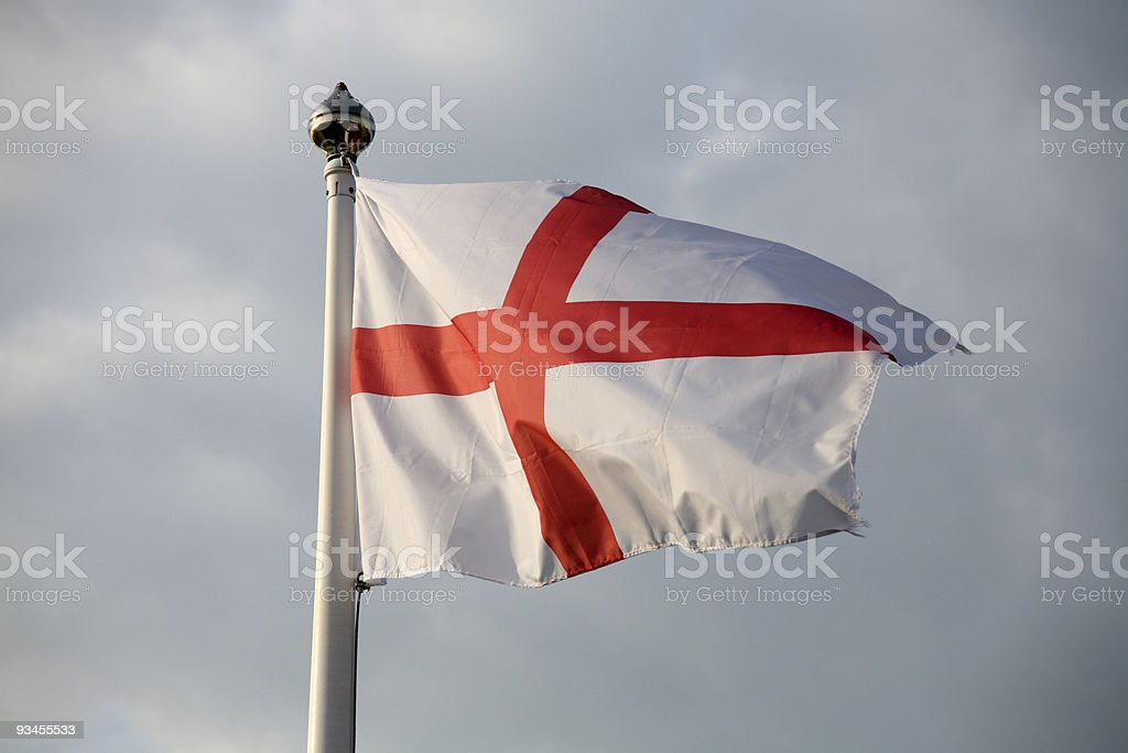 St George royalty-free stock photo