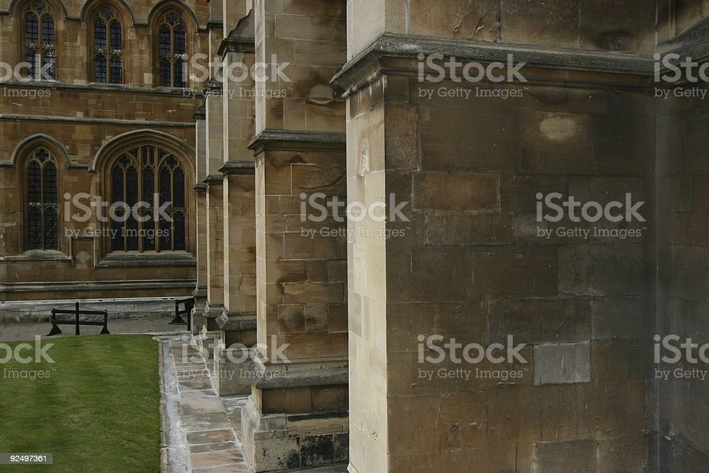 St. Georges chapel stock photo