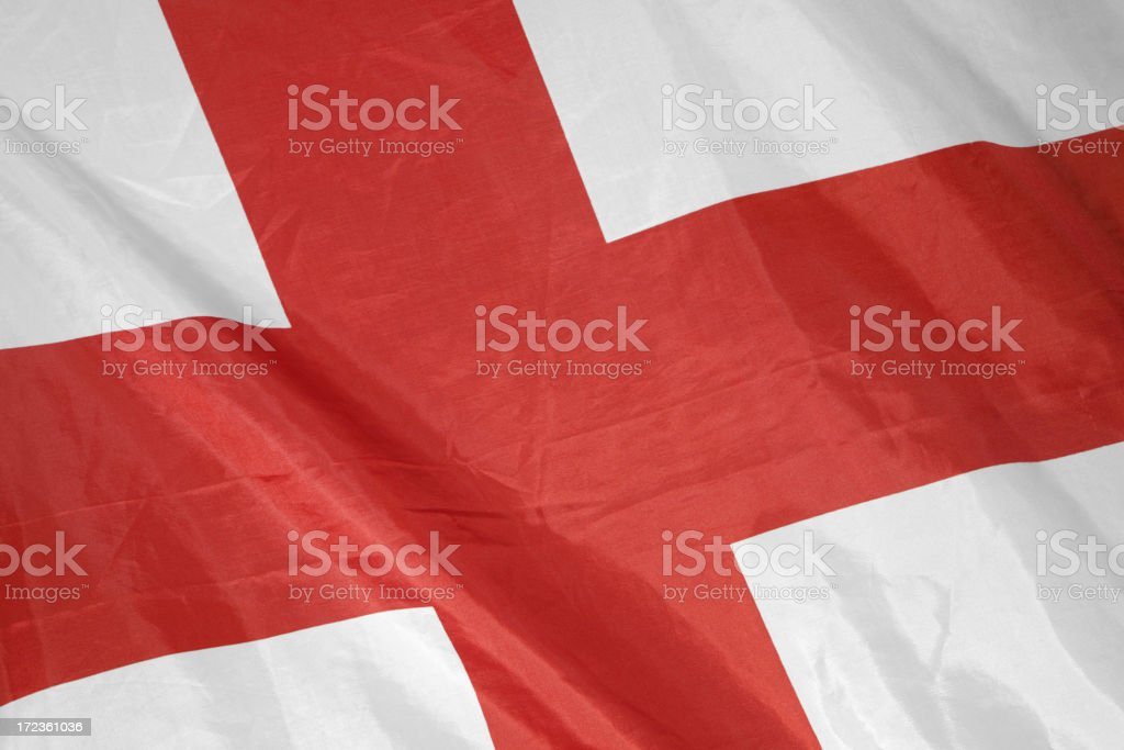 st georges flag stock photo