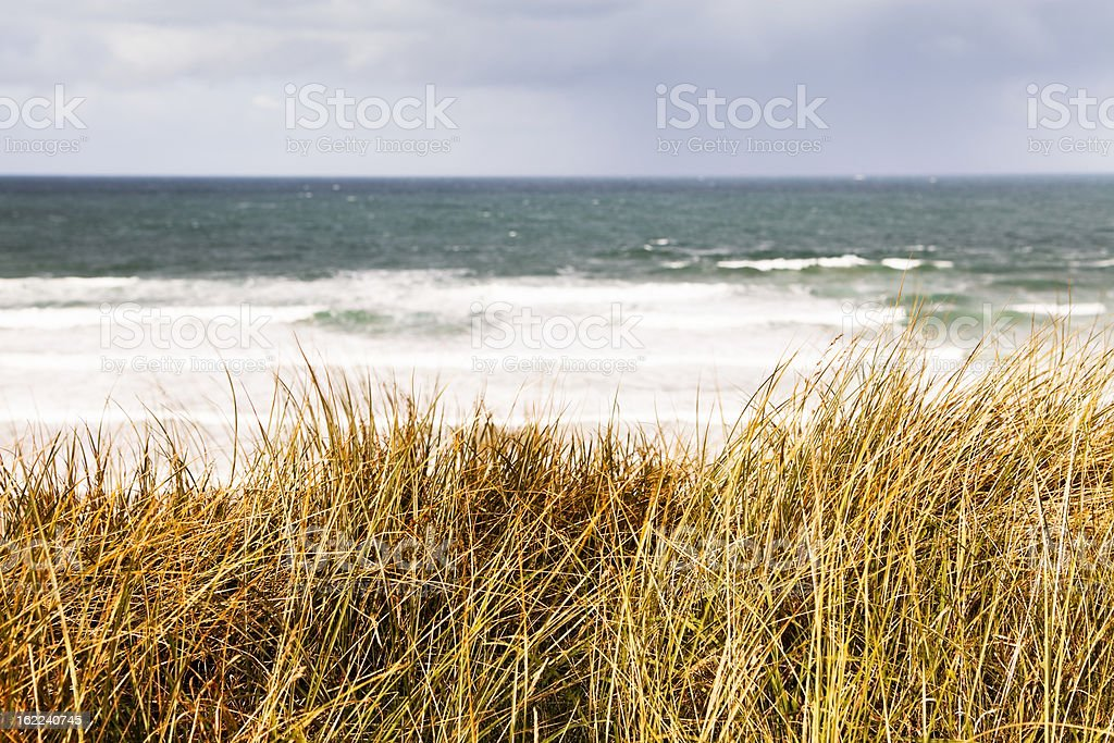 St Ives Bay stock photo
