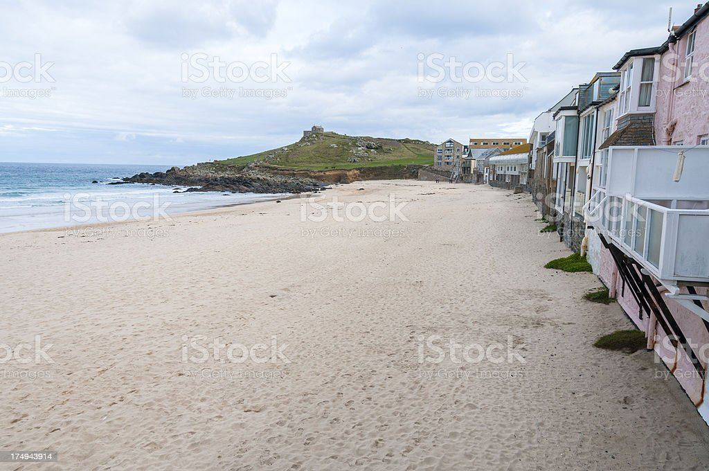 St Ives In Cornwall royalty-free stock photo
