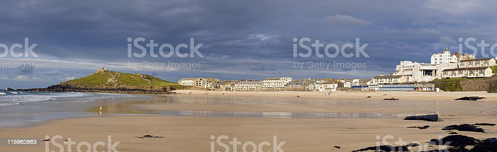 St Ives. stock photo