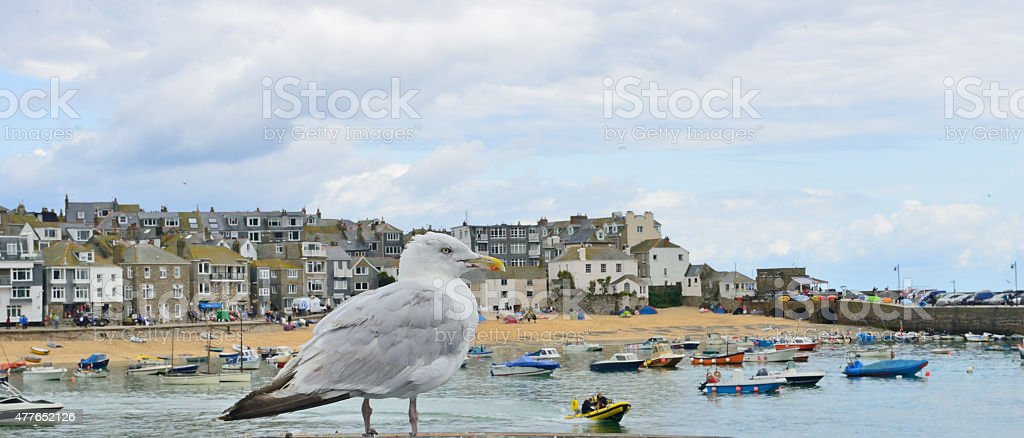 St. Ives(Cornwall) stock photo